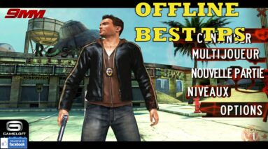 9MM HD LAST VERSION highly compressed  ALL DEVICE  STORY TPS SHOOTER OFFLINE ANDROID FULL GAMEPLAY