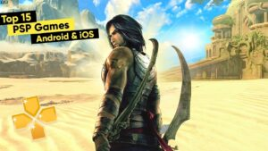 Top 15 Best Graphics PPSSPP Games for Android #2 | Top 10 PSP Games for Android 2020