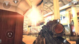 MODERN COMBAT 4 V.1.2.3e ULTRA HD ALL DEVICE APK+OBB GAMEPLAY ANDROID VERSION 9.0 OFFLINE