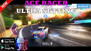 Ace Racer NEW  Gameplay Android / IOS (NetEase) Max Setting Ultra HD 2020