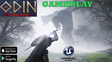 ODIN: Valhalla Rising LEAKS GAMEPLAY TRAILER ANDROID IOS / UNREAL ENGINE 4  2020