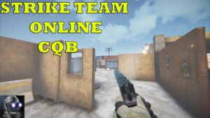 STRIKE TEAM ONLINE CQB MODE REVAMPED NEW GRAPHICS NEW MOD FIRST LOOK GAMEPLAY ANDROID IOS LEAKS