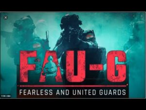 FAUG OFFICIAL TRAILER ANDROID IOS GAME FROM INDIAN -  RELEASE DATE 2020