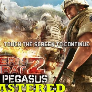 Modern Combat 2: Black Pegasus HD Update Version All Devices Remastered MOD OFFLINE 2020