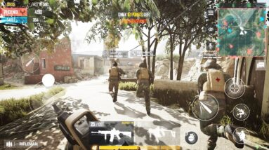 TOP BEST 43 WAR GAMES FPS/TPS LIKE BATTLEFIELD AND CALL OF DUTY IN MOBILE HIGH GRAPHICS OFFLINE 2020