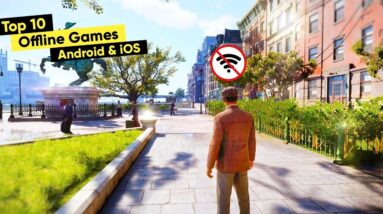 Top 15 Best OFFLINE Games for Android & iOS 2020 | Top 10 Offline Games for Android 2020 #11