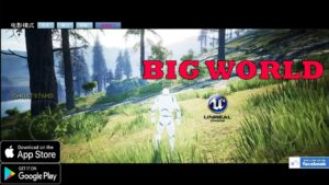 New  Open WORLD TPS GAME ANDROID IOS UNREAL ENGINE 4 DEMO GRAPHICS  2021
