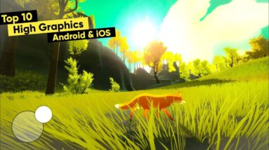 Top 10 New High Graphics Games for Android & iOS 2020   Best New Android Games 2020 (High Graphics)