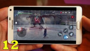 Devil MAy Cry  pinnacle of combat : Boss fight Android gameplay story PART 12 2020