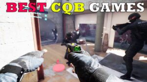 TOP 7 BEST FPS CQB GAMES IN MOBILE ANDROID IOS AND PC UNREAL ENGINE 4 GRAPHICS 2020-2021