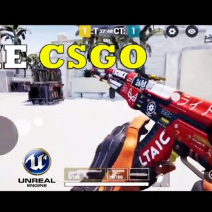 TOP 21 BEST FPS COMPETITION GAMES LIKE CSGO IN MOBILE ANDROID IOS HIGH GRAPHICS OF THE YEARS 2020
