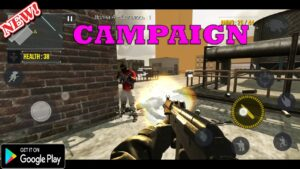 FGB Operators NEW FPS CAMPAIGN OFFLINE ANDROID GAMEPLAY LIKE CALL OF DUTY 2020