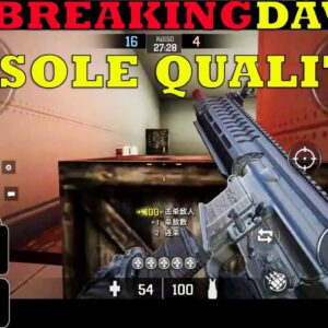 Gun Breaking Dawn New Fps Android Console Quality Graphics NEW Gameplay Android  2020