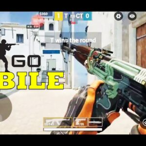 CSGO MOBILE GAMEPLAY ANDROID  DEMO PROJECT 2020