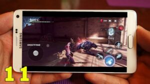 DEVIL MAY CRY MOBILE - DANTE VS NIGHT SHADOW BOSS GAMEPLAY ANDROID PART 11 ULTRA SETTING  2020