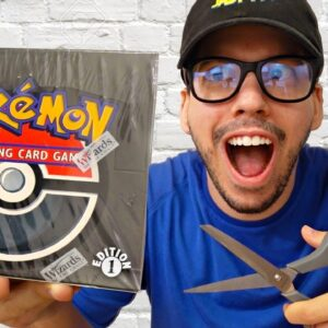 🔴 LIVE! Opening The $20,000 1st Edition Pokemon Box! (Team Rocket)