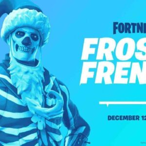 Fortnite $5,000,000 FROSTY FRENZY Trios Tournament! (Fortnite Season 5)