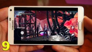 DEVIL MAY CRY MOBILE - DANTE VS BEOWUTIAN BOSS GAMEPLAY ANDROID PART 9 ULTRA SETTING  2020
