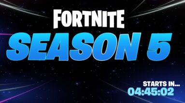 *NEW* FORTNITE CHAPTER 2, SEASON 5 GAMEPLAY! (Fortnite Season 5 Full Battle Pass)