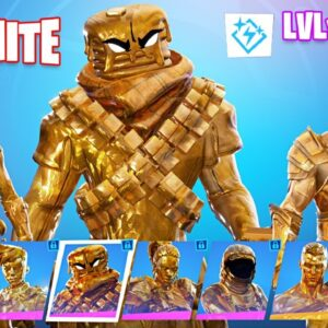 UNLOCKING GOLD SKINS! Winning in Solos! (Fortnite Season 5)