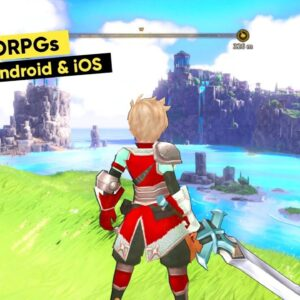 Top 10 Best New MMORPG for Android & iOS 2021 | Top 10 Most Played MMORPGS in 2021