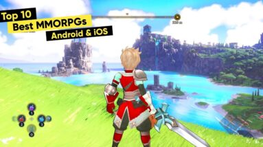 Top 10 Best New MMORPG for Android & iOS 2021   Top 10 Most Played MMORPGS in 2021