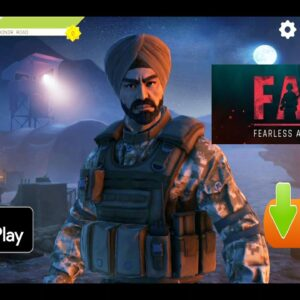 FAUG MOBILE GAMEPLAY ANDROID +DOWNLOAD LINK APK +OBB 2021