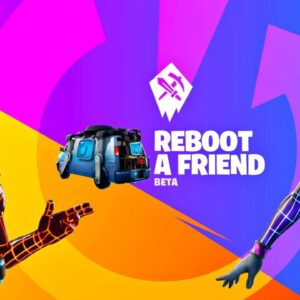 Free REVIVE A FRIEND Rewards! (Fortnite Season 5)