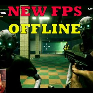 Road to Dead Zombie Games OFFLINE FPS Shooter FULL GAMEPLAY ANDROID ULTRA GRAPHICS 2021