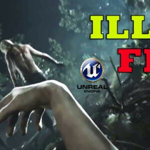 ILL GAMEPLAY TRAILER FPS  HORROR  GAME GRUESOME AND VERY REALISTIC 2021