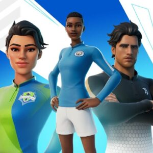 New SOCCER Skins in Fortnite! (23 Official Teams)