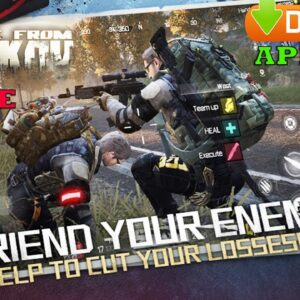 Lost Light (escape from tarkov) Gameplay ANDROID CBT DIRECT LINKS APK +TAPTAP 2021