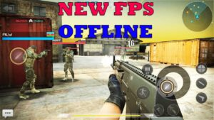 Call of BattleTarget Shooting FPS GAMEPLAY ANDROID Commando Mission OFFLINE 2021