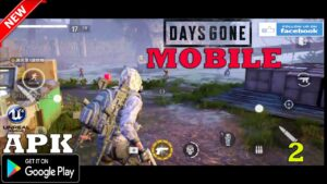 Project:GAIA (Days Gone Mobile) Gameplay ANDROID-IOS UE4 LIKE CONSOLE  Horror Night PART 2 2021