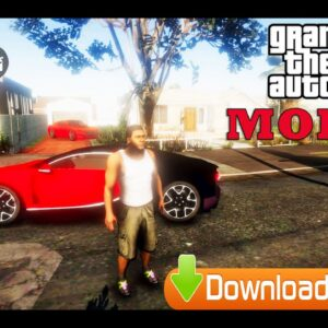 GTA V MOBILE ANDROID GAMEPLAY UPDATE 0.3 BETA APK DOWNLOAD +SPAWNER ULTRA  By GKD Gamin Studio 2021