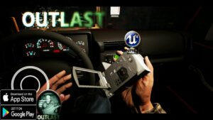 Outlast Mobile ANDROID GAMEPLAY POWERED Unreal Engin 4 FAN MADE GAMES MOBILE 2021