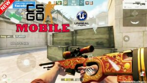 Global Offensive Mobile GAMEPLAY ANDROID LIKE CSGO MOBILE GAMEPLAY 2021