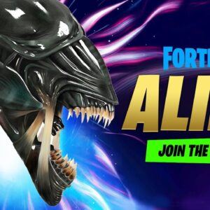 New ALIEN Skin COMING SOON! (Fortnite Season 5)