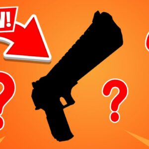 New SECRET WEAPON UPDATE in Fortnite! (Season 5)