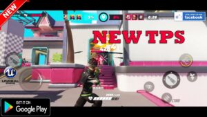 PROJECT T3 NEW TPS GAMEPLAY ANDROID UNREAL ENGINE 4 2021