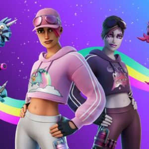 The BRITESTORM BOMBER Bundle! Winning in Solos! (Fortnite)