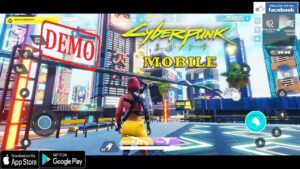 Punk Royale 2052 NEW CYBERPUNK MOBILE GAMEPLAY ANDROID IOS FIRST LOOK at Environment 2021