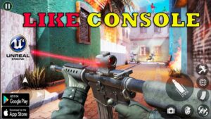 TOP 16 BEST NEW FPS-TPS-ACTION  CONSOLE QUALITY GAMES ON ANDROID IOS  PLAY IN MARCH PART 2 2021