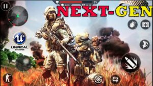 TOP 21 BEST NEW FPS TPS ACTION GAMES ANDROID-IOS LIKE CONSOLE TO PLAY IN MARCH 2021