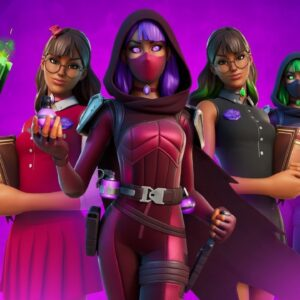 🔴LIVE!🔴 New SCHOOL WITCH Skin in Fortnite! (Season 6)