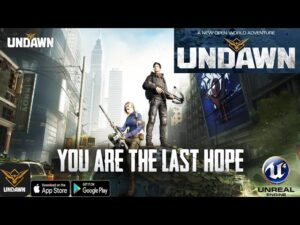 UNDAWN OFFICIAL TRAILER BY TENCENT GAMES - RELEASE GLOBAL -ALL FEATURES OF THE GAME - DATE 2021