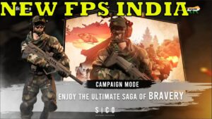 SICO GAMEPLAY ANDROID TRAILER / FPS Multiplayer -SOLO Shooter Game  FROM INDIA PRE REGISTRE NOW 2021