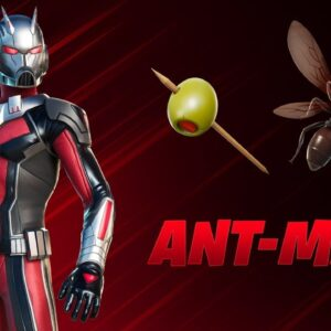 New ANT-MAN Skin in Fortnite! (Season 5)