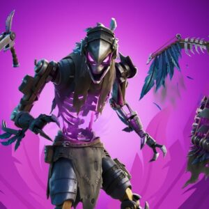 New ROBOT RAVEN Skin in Fortnite! (Season 6)