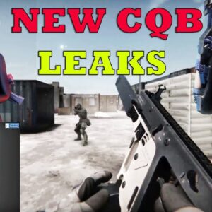 NEW CQB GAME COMING IN MOBILE LEAKS -NEW AREA F2 NEXT GEN GRAPHICS BEST UPDATE LATEST NEWS  2021